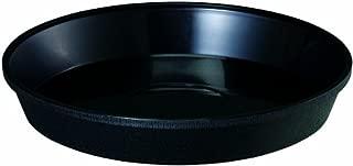 大和プラスチック 鉢皿サルーン 3号 φ110×H20 ブラック