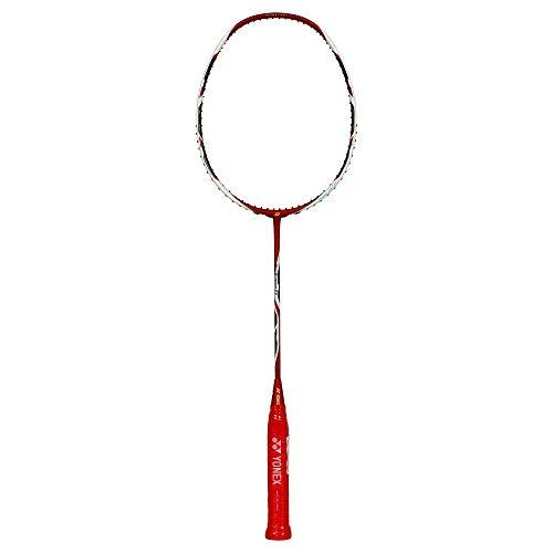 YONEX ARCSABER Badmintonschläger Serie 2017–2018 (ARCSABER 11, Metallic Red)