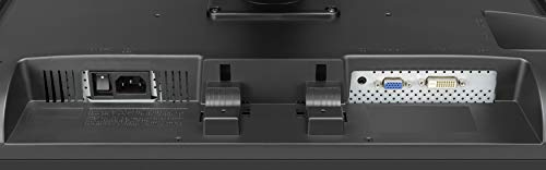 LG 24BK55WY-B.AEU 60,96 cm (24 Zoll) LED Display schwarz