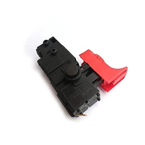 ndliulei Interruptor de Control de Velocidad de Taladro de Martillo eléctrico para Bosch GSB13RE GSB16RE, Accesorios para Herramientas eléctricas