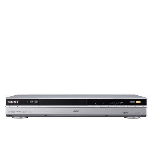 Sony RDR HX 680 S DVD- und Festplatten-Rekorder 160GB (DivX-Zertifiziert, HDMI, Upscaling 1080) Silber