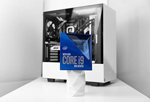 Intel Core i9-10900K Desktop Processor 10 Cores up to 5.3 GHz Unlocked LGA1200 (Intel 400 Series Chipset) 125W