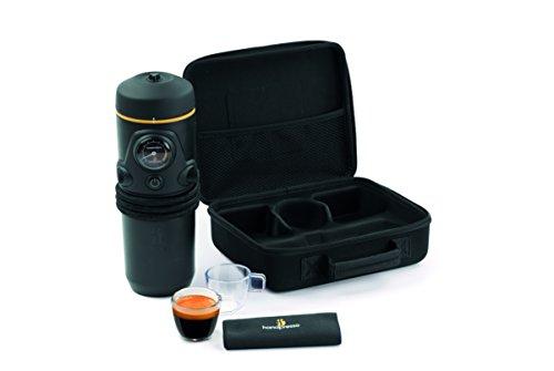 Handpresso Auto Set - Cafetera cápsulas portátil