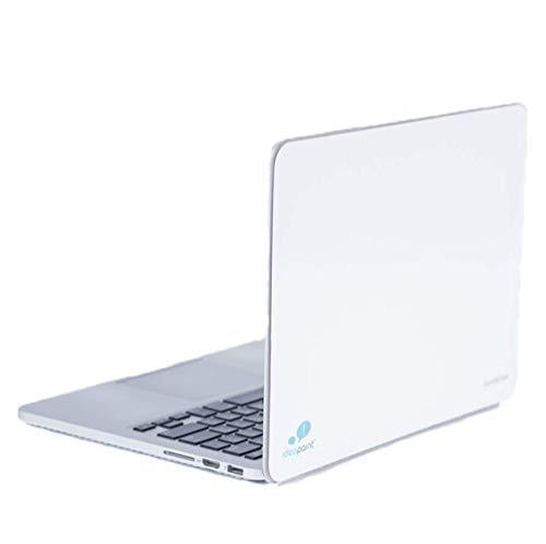 IdeaPaint Hustle Case 15 | Lightweight Hardshell Laptop Case Whiteboard - Dry Erase Anywhere.