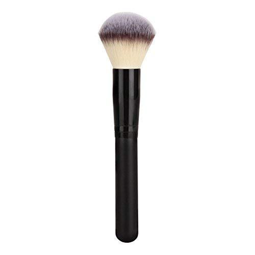 Cosanter 1 x Pennello Professionale Grande Spazzola di Trucco Pennello Polvere Pennello per Make Up, Fondotinta, Fard e Cipria