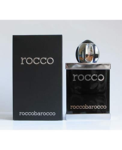 Roccobarocco Black Eau de Toilette pour Homme – 400 gr