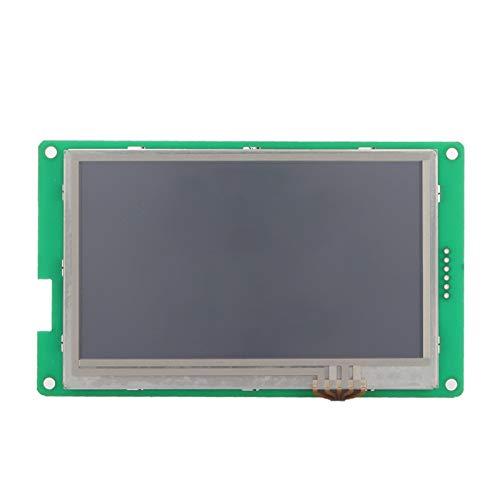 TFT a colori ad alta precisione sottile durevole ampia compatibilità basso consumo energetico LCD touch screen per controller stampante 3D