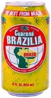 Guaraná Brazilia Soft Drink - 12 oz cans - 12pk (144 oz)