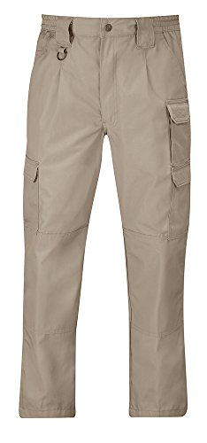 Propper Men's Canvas Tactical Pant, Khaki, 34 x 30