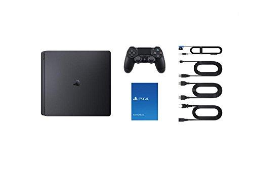 PlayStation 4 – Spielekonsole für Kinder (500 GB, slim) mit 2 Controllern - 5