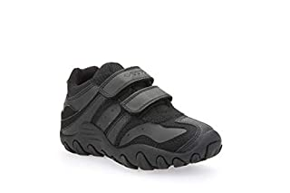 Geox Unisex Boy's Crush Sneakers, Black (Black 9999), 7 UK (41 EU) (B004T1UJFM) | Amazon price tracker / tracking, Amazon price history charts, Amazon price watches, Amazon price drop alerts