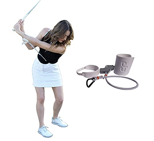 Jollino Golf Swing Trainer. Simple, Easy and Portable Tool, to Improve Your Golf Training.