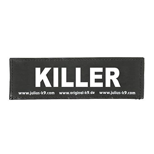 Julius-K9 162LR-G-33004 Parches Fosforescentes