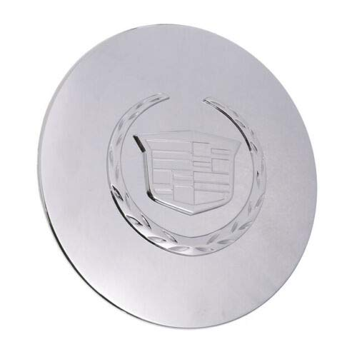 "GM Car Chrome Center Cap 9594259 Size 6-5/8"" Deville Seville Eldorado DTS STS SLS"