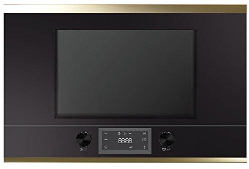 Küppersbusch ML6330.0S4 Einbau-Mikrowelle, Glas/Metall, Schwarz