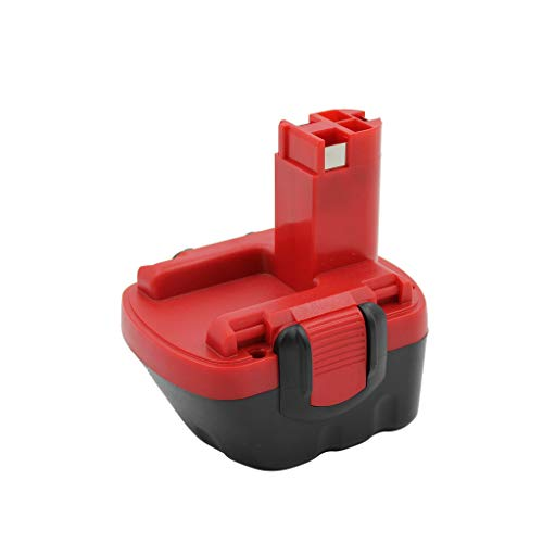 KINSUN Reemplazo Herramienta Eléctrica Batería 12V 1.5Ah Para Bosch Taladro Inalambrico Destornillador 2 607 335 261 2 607 335 273 2 607 335 274 2 607 335 375 GSB 12VE-2 PSB 12VE-2 PSR 12VE
