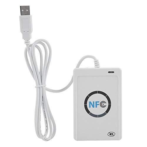 A sixx RFID Reader Writer, Plastic Reader Writer, für Office Security for Home mit 424 kbit/s Support Reader, Kartenemulation