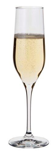 Dartington Crystal Essentials Flûte à champagne Cristal Lot de 2