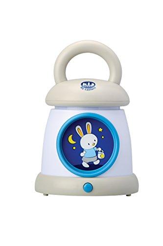 Kid'Sleep My Lantern Nachtlicht mit USB-Ladekabel grau