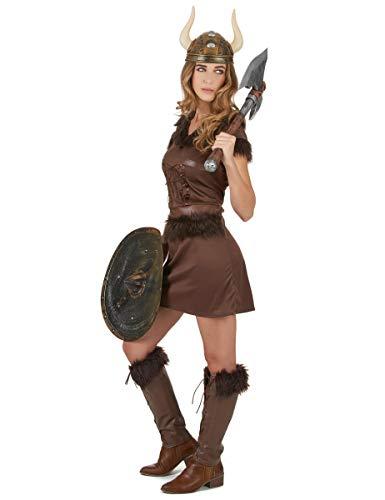 Generique - Sexy Wikinger Frau Kostüm M