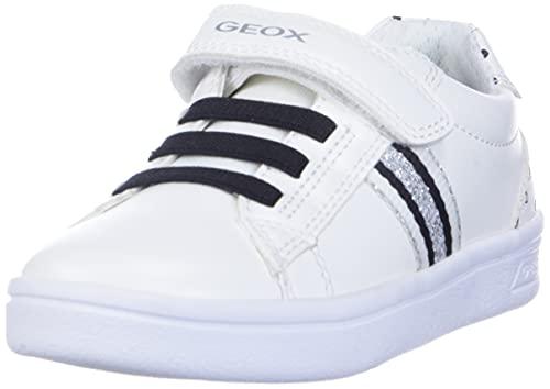 Geox Mädchen Laufschuhe J DJROCK Girl D Weiß 35 EU