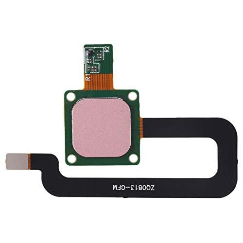 LISUHONG BMSD Sensor de Huellas Dactilares AYC Cable Flexible for ASUS Zenfone 3 MAX ZC520TL X008D (Rosa) (Color : Pink)