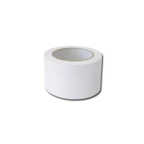 PVC Isolierband / Dichtungsband weiß 25m, 50 mm Breit, Ki 3 W
