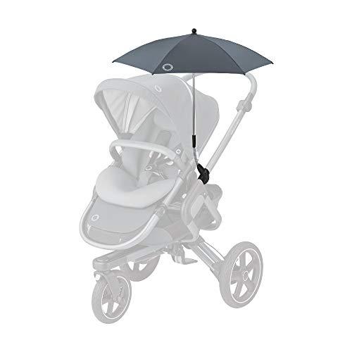 Bébé Confort - Sombrilla para cochecito, protección anti UV 50+, flexible e inclinable, color Essential Graphite
