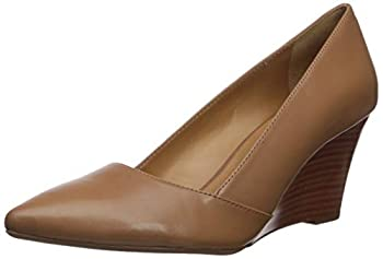 Franco Sarto Women s Frankie Pump Cool Taupe Leather 8 M US