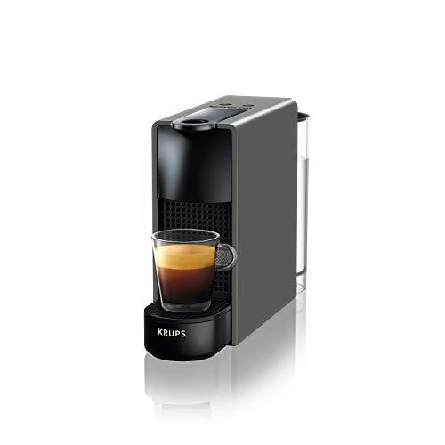Nespresso Essenza Mini Krups XN110B Macchina per il Caffè, Grigio