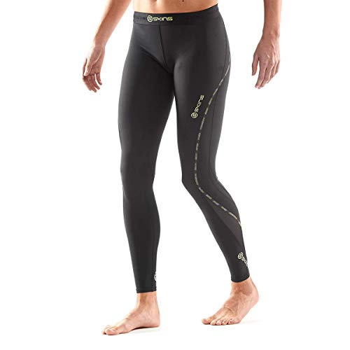 Skins Women's DNAmic Compression Long Tights, Black, X-Small
