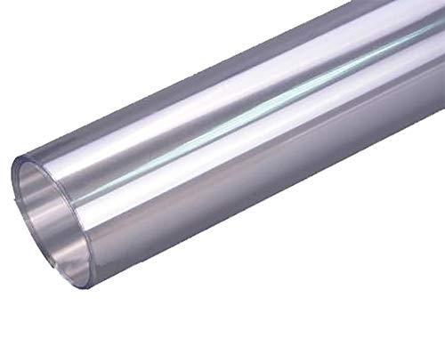 Neoxxim 8€/m2 Premium - Auto Folie - Lackschutz transparent klar durchsichtig Klebefolie Ladekantenschutz 50 x 150 cm - blasenfrei mit Luftkanälen ca. 0,16mm dick selbstklebend flexibel