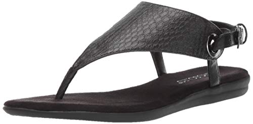 Aerosoles Women's Conchlusion Sandal, Brown Exotic, 12 M US