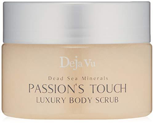 Deja Vu Dead Sea Body Salt Scrub Passion Touch - - 250ml/8.5oz.