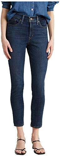 Levi's Women's 311 Shaping Skinny Ankle Jeans, Maui Ocean Depths, 33 (US 16)