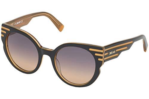 Just Cavalli Damen JC903S-05B Sonnenbrille, Negro, Gris, 53/22/140