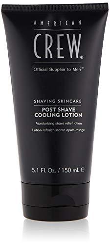 AMERICAN CREW Post-Shave Kühlende Lotion,1er Pack (1 x 150 ml)