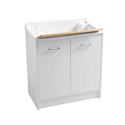 Lavatoi Colavene Domestica Lavadero móvil lavapaños 80x45 DL8045B