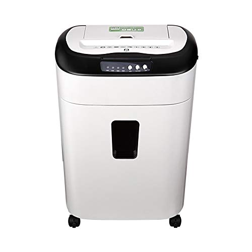 Why Choose LEFJDNGB Automatic Continuous Feed of 80 Sheets Paper Shredder,Credit Card Shredders for ...