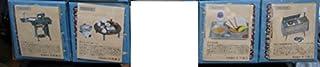海洋堂 タイムスリップグリコ 懐かしの20世紀 くらしシリーズ 4種セット(ミシン、ちゃぶ台、給食、ステレオ)