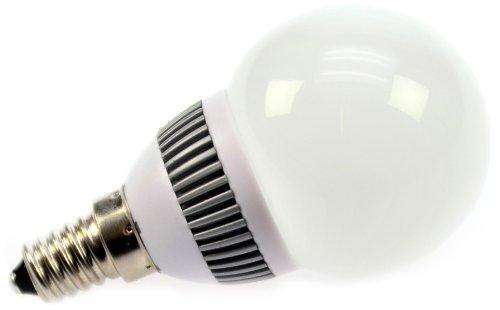 Diodor LED30G5014Lm - 30 SMD globo LB50 warmweiá E14 mate