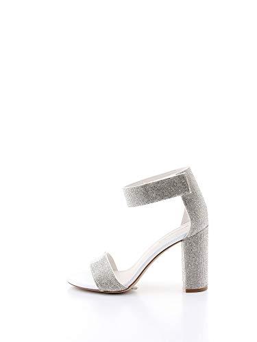 Jeffrey Campbell JCS33190510-SIL Damen Sandalen/Fashion-Sandalen 40