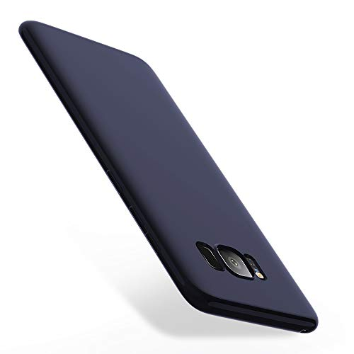 X-level für Samsung Galaxy S8 Hülle, [Dynamic Serie] Ultra Dünn Schutzhülle Silikon Handyhülle Handy Tasche Stoßfest Bumper Case Cover Kompatibel mit Galaxy S8 - Blau