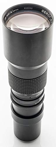 Beroflex -6°- 400 mm 400mm 6.3 1:6.3 - T2 T 2 analog & digital