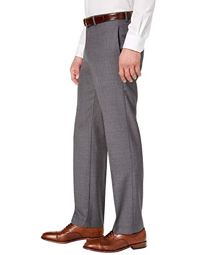 Ralph Lauren Lauren Medium Grey Ultra Flex High Performance Dress Pants X