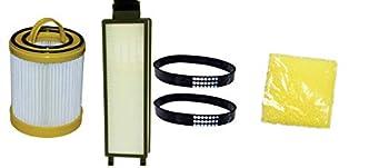 EUREKA Lightspeed Whirlwind Genesis II Bagless Upright Vacuum Supply Kit