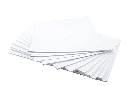 House of Card & Paper A4 250 gsm Card - White (Pack of 50 Sheets)