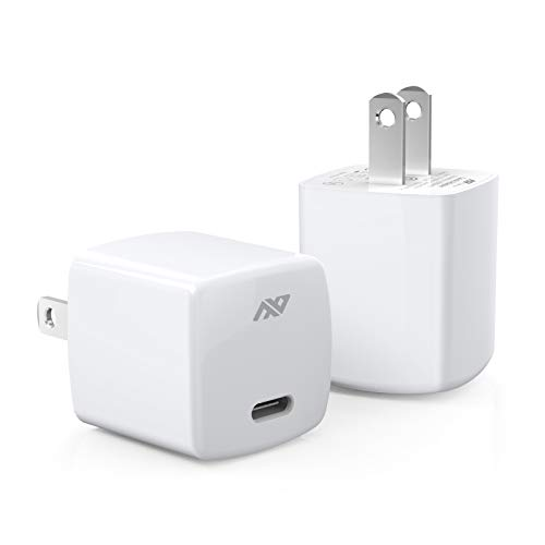 $8.14 after Promo Code X9AGKG9F - USB C Charger 2-Pack