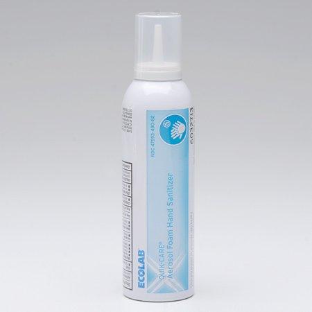 Quik-Care Aerosol Foam Hand Sanitizer 7oz