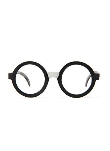 Harry Potter Glasses Costume Accessory for Adults and Kids